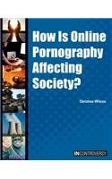 How Is Online Pornography Affecting Society? (In Controversy): Christine Wilcox