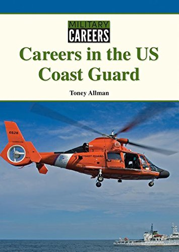 Careers in the Us Coast Guard: Toney Allman