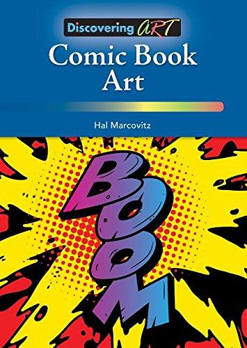 9781601529442: Comic Book Art (Discovering Art)