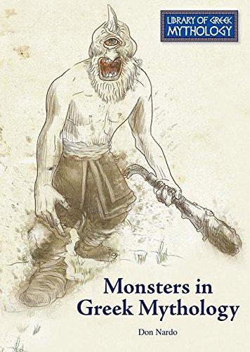 Monsters in Greek Mythology: Don Nardo