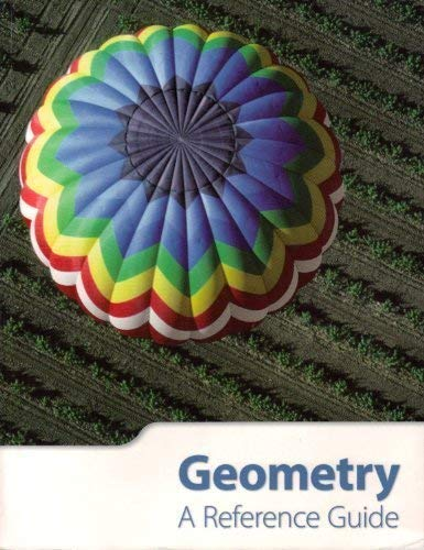 9781601530196: Geometry a Reference Guide