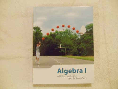 9781601530288: K12 Algebra 1 - A Reference Guide and Problem Sets