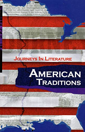 9781601530332: Journeys In Literature (American Traditions) C