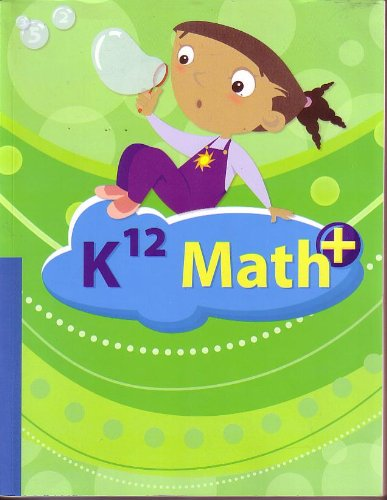 K12 Math+ Activity Book: K12 Staff