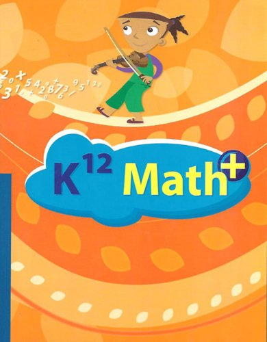 9781601530813: K12 Math+ Activity Book: 2011 #10227