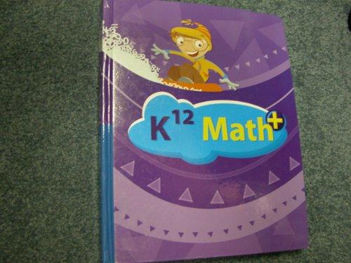 9781601530837: K12 Math+ Activity Book (k12)