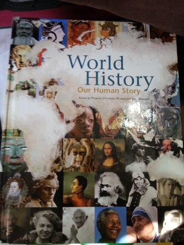 9781601531230: World History: Our Human Story