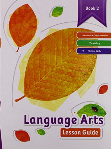 Language Arts Book 2 Lesson Guide: zemble, beth