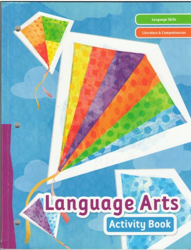 9781601531889: K12 Language Arts Activity Book