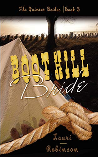 9781601547385: Boot Hill Bride (The Quniter Brides)