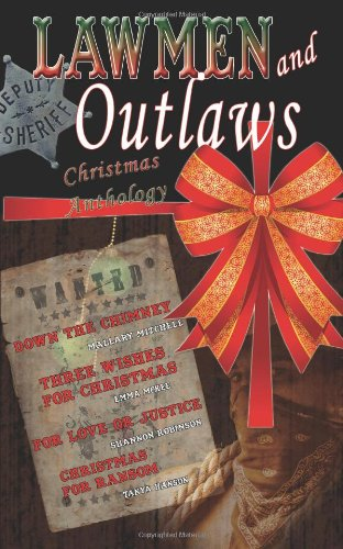 9781601548306: Lawmen and Outlaws Christmas Anthology