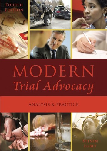 9781601561275: Modern Trial Advocacy: Analysis and Practice