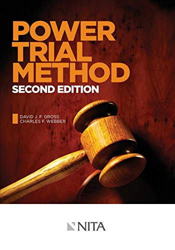 9781601563279: The Power Trial Method