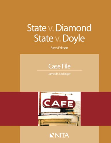9781601564771: State v. Diamond and State v. Doyle Case File