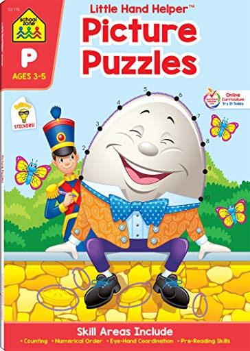 Nursery Rhymes Little Hand Helper Workbook: Joan Hoffman; Editor-Jennifer Neumann; Illustrator-John...
