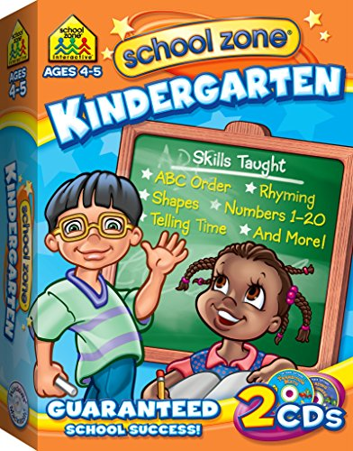 9781601591791: Kindergarten 2-Pack On-Track Software
