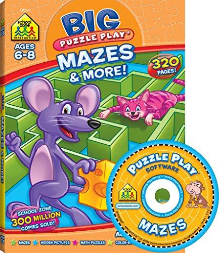 9781601592156: Big Mazes & More!
