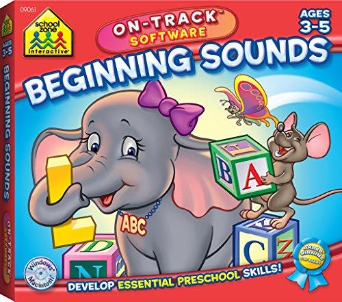 9781601592569: Beginning Sounds On-Track Software