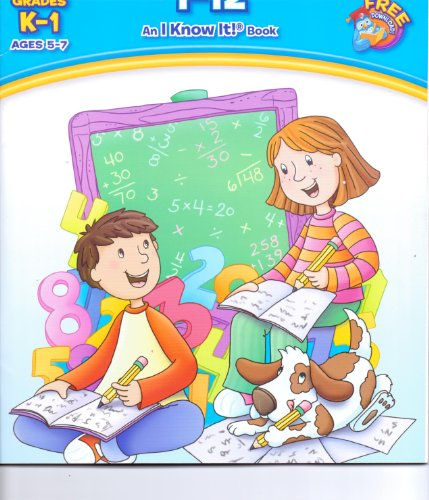 Numbers 1-12 Grades K-1 (I Know It!): Vision St