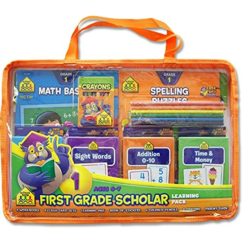 9781601598011: First Grade Scholar Learning Pack