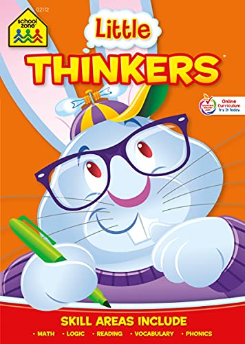 First Grade Little Thinkers Workbook: Joan Hoffman