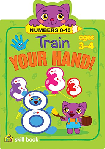 9781601598561: Train Your Hand - Numbers