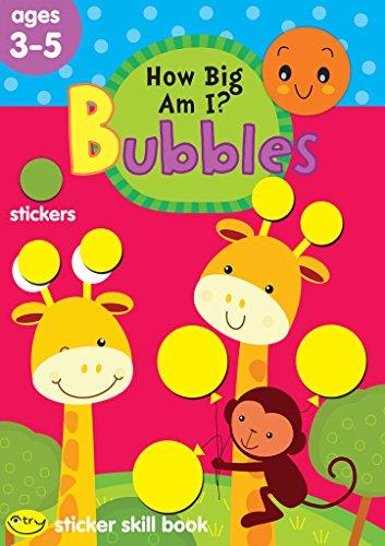 9781601598653: Bubbles How Big Am I?