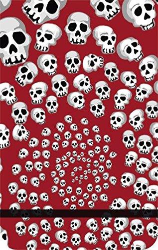 9781601602442: Skulls Flip Pads