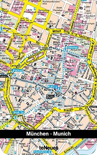 9781601604736: Munich City Flip Pad (English and German Edition)