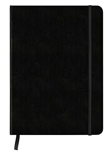 9781601605375: CoolNotes (Medium): Black/Grey Argyle
