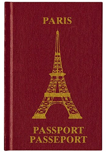 9781601605788: Paris: Passport Journals