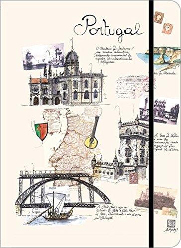 Diario De Viaje: Portugal (Hardback): Teneues