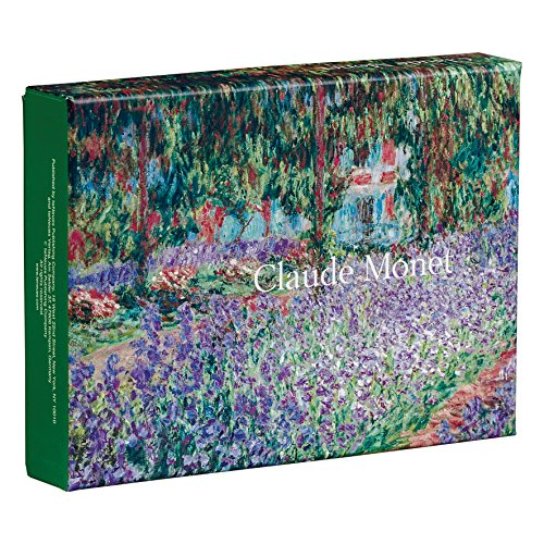 9781601606594: Claude Monet: Notecard Boxes -- a stationery flip-top box filled with 20 Notecards perfect for Greetings, Birthdays or Invitations