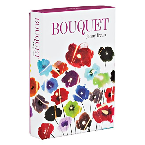 9781601606778: Bouquet: Long Notecard Boxes -- stationery boxes filled with 20 Notecards for Greetings, Birthdays or Invitations