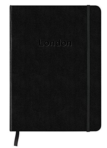 9781601607126: City Coolnotes London Blackblack