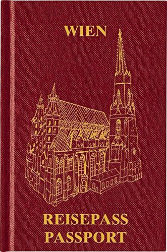 9781601607515: Passport Journal Wien (English, German and French Edition)