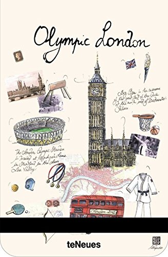 9781601607553: Olympic London Flip Pad: City Journal (English and German Edition)
