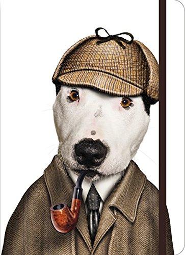 9781601607782: Detective, Large Famous Faces Journal (Pets Rock)