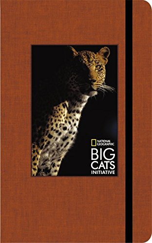 National Geographic Big Cats Large Journal (English and German Edition): VVAA