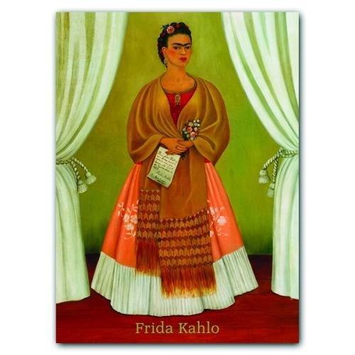 9781601608147: Frida Kahlo Notecards (Notecard Boxes)
