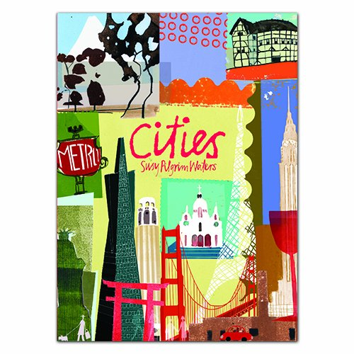 Cities: Long Notecard Boxes -- Stationery Boxes Filled with 20 Notecards for Greetings, Birthdays ...