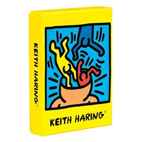 Keith Haring: Boxed Note Cards (Blank for Greetings, Thank Yous & Invitations) (Notecard Box): ...