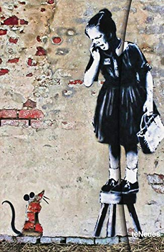 9781601609359: Banksy Girl on Stool