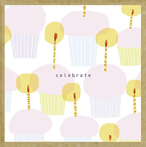 9781601609755: Green Gift Notes Cupcake Wishes Notecard Box