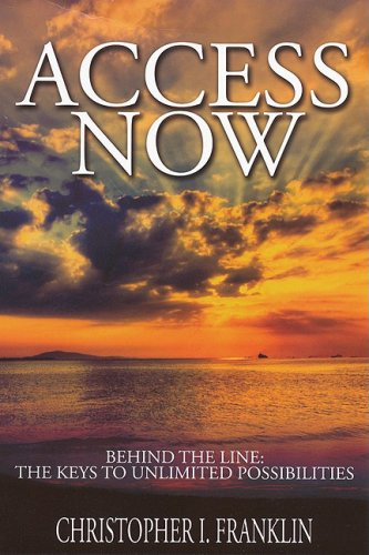 9781601621757: Access Now: Behind the Line: The Keys to Unlimited Possibilities (Urban Renaissance)