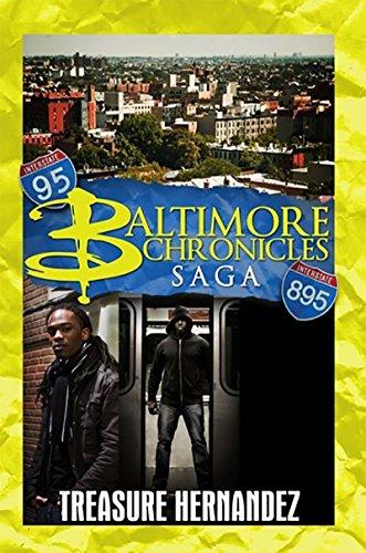 9781601625649: The Baltimore Chronicles Saga (Urban Books)