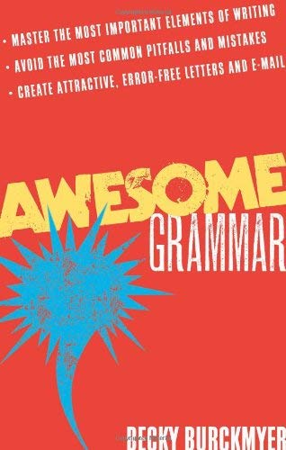 9781601630438: Awesome Grammar (Awesome English)