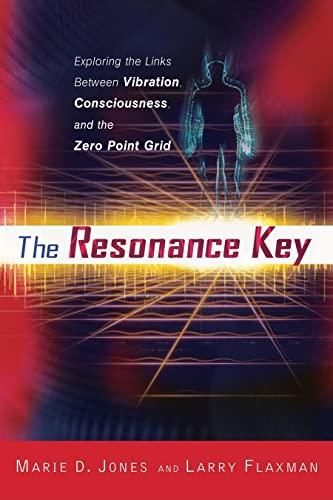 The Resonance Key: Larry Flaxman; Marie