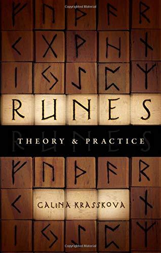 9781601630858: Runes: Theory & Practice