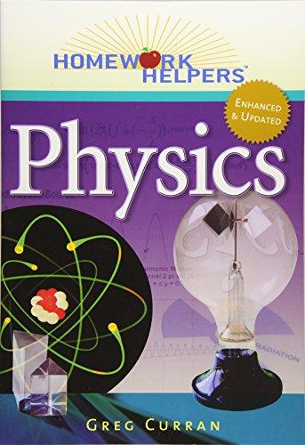 9781601632098: Homework Helpers: Physics, Revised Edition